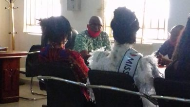 Beauty Queens Charged to Promote Good Morals
