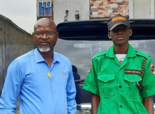Why I Employed My Son as Security Man in Company, Nigerian father explains