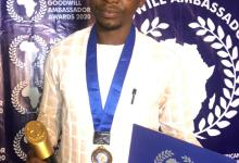 Photo of Abuja-based Preacher, Dr. Yusuf Receives Africa Most Charitable Clergy Award