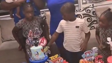 How Mercy Johnson and Hubby, Celebrated their Son's 6th birthday [Video]
