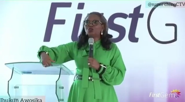 Stop Eating Your Future, Ibukun Awosika Exposes Secrets of Wealth Creation [Video]