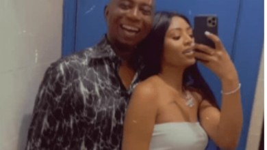 See What Regina Daniels Did To Her Husband Ned Nwoko At Club Yesterday [Video]