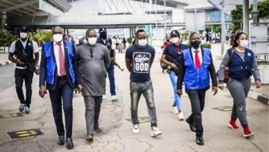 Photo of Three Nigerians arrested by INTERPOL for scamming government, companies in 150 countries