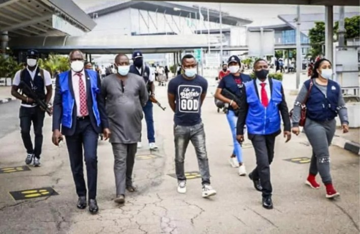 Three Nigerians arrested by INTERPOL for scamming government, companies in 150 countries
