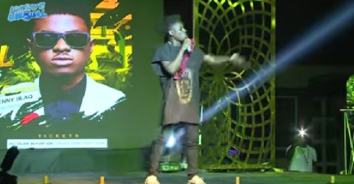 Kenny Blaq Will Crack Your Ribs As He 'Blasts' Wizkid, Davido [Video]