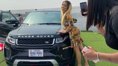 Ninjas Gifts Nengi Brand New Range Rover on Her Birthday [Video]