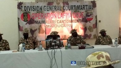 Court Martial Sentences Soldier To Death By Firing Squad For Murder