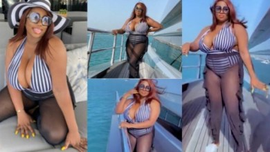Photo of Dorathy Shares Her Experience in Dubai With See-through Dress [Video]