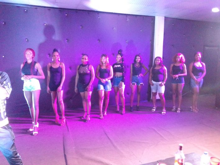 See Audition of Miss Nollywood Beauty Pageant First Phase [Video]