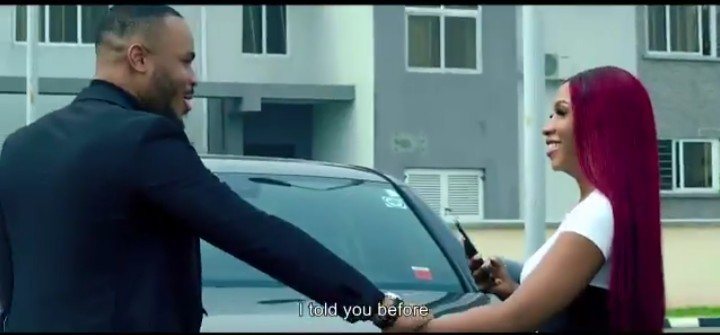 Ozo Teases Mercy Eke in New Cryto-currency Advert [Video]