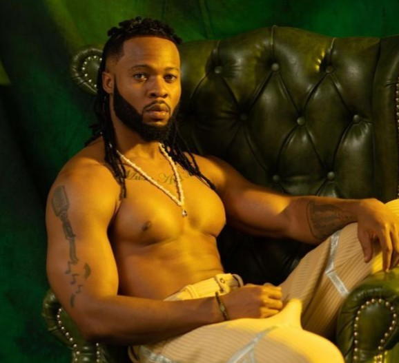 """Singer Flavour Says """"I was a virgin until I was 24-year-old"""" [Video]"""