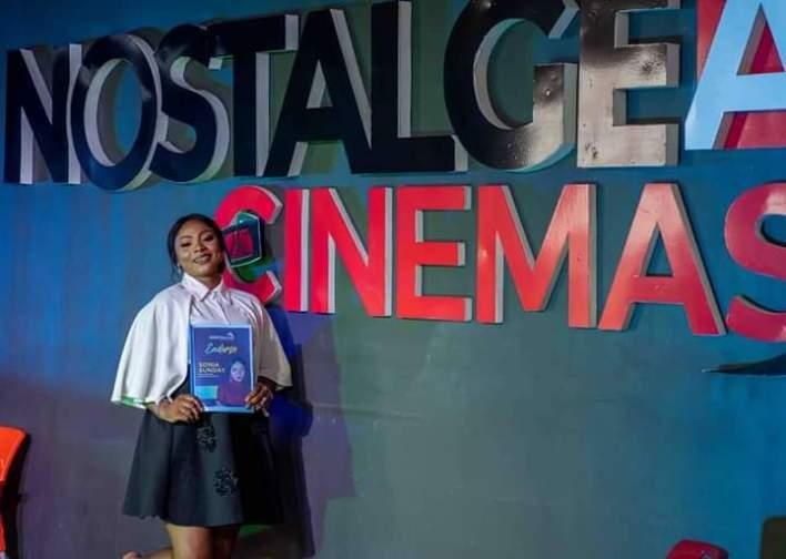 Miss Nollywood Queen Sonia Sunday bags Major Endorsement Deal [Photo]