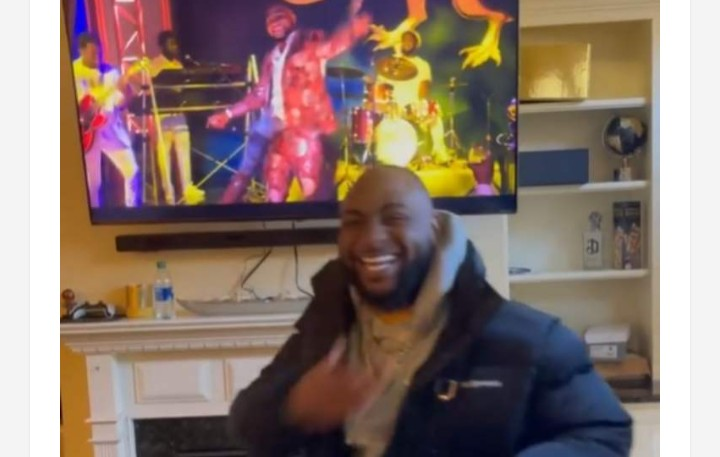 Davido Celebrates As He Was Featured in Coming to America 2 [Video]