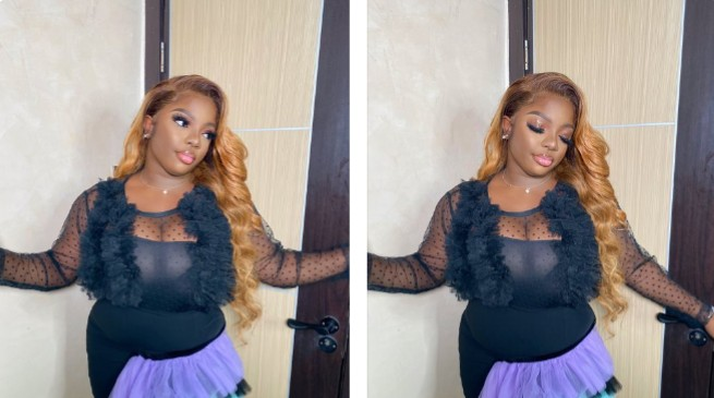 Fans Praise Dorathy's Outfit For Trophy Lager Product Launch [Photo]
