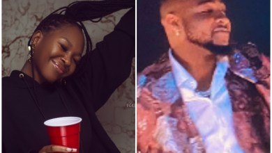 Fans Come After Vee for Celebrating Davido Over His Hit Songs