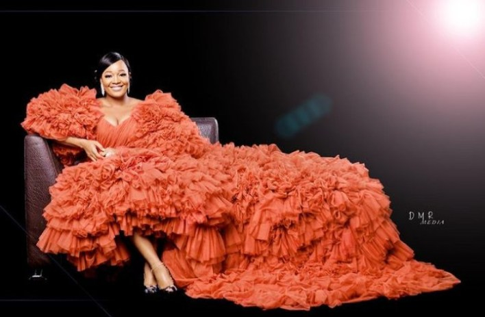 Lucy is Not Done Yet... OMG, See Gown She Used for Birthday party [Video]