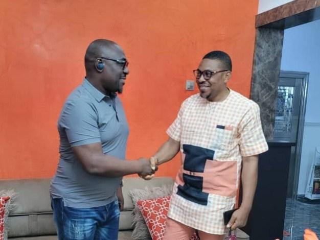 'Make Bayelsa The New Movie Hub in Nigeria', Isenah Charges AMP chairman