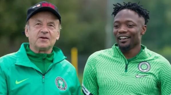 Ahmed Musa Joins Kano Pillars, Coach Gernot Rohr Celebrates