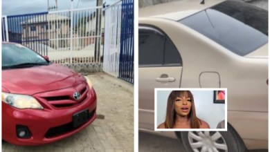 Wathoni Surprised Her Parents With A Car Each [Photo]