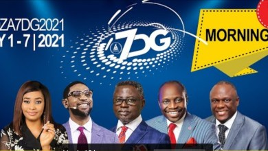 COZA 7DG 2 July 2021 - Morning of 7 Days of Glory with Pastor Biodun