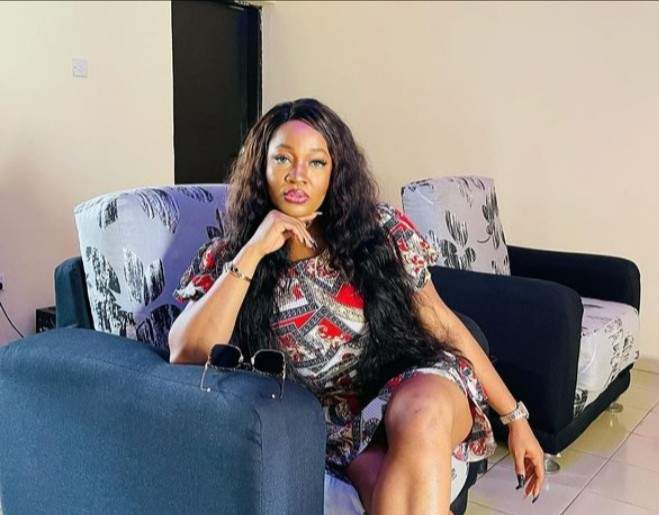 Lucy Edet Shares Exclusive Pictures of Her Experience on Movie Set