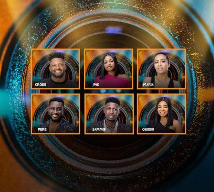 Maria and Pere For Possible Eviction in BBNaija 2021, Housemates Vote
