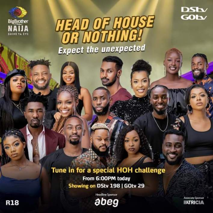 Live BBNaija HoH Game and Nomination 30 August 2021 |WATCH NOW|