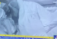BBNaija Pere Confesses Love for Maria, Her Reaction With Choke You [Video]