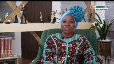 Live Streaming Seeds of Destiny 6 August 2021 With Dr. Becky Enenche
