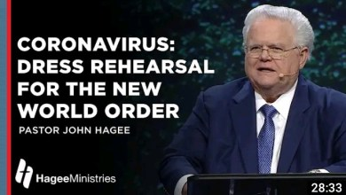 John Hagee Daily Message 17 August 2021  LIVE STREAMING 