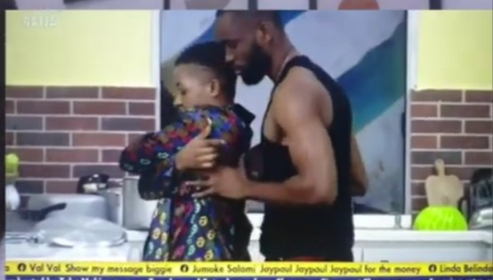 BBNaija Emmanuel and Liquorose Cook at 3.30am Friday Morning [Video]