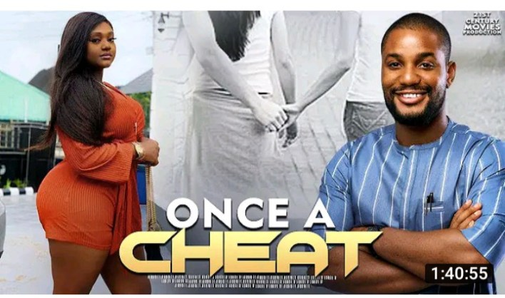 Alex Ekubo Daily Nollywood Movie 27 August 2021  ONCE A CHEAT 
