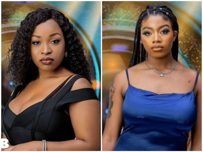 BBNaija Jackie B Calls Angel a Thief, Find out Why [Video]