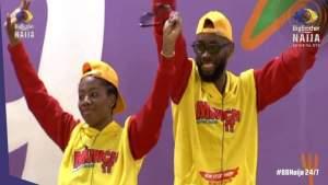 BBNaija Emmanuel Unfollow Angel on Social Media, Find Out Why