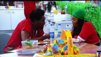 BBNaija Tega Takeover Boma at Jacuzzi Party, See Their Dance Moves