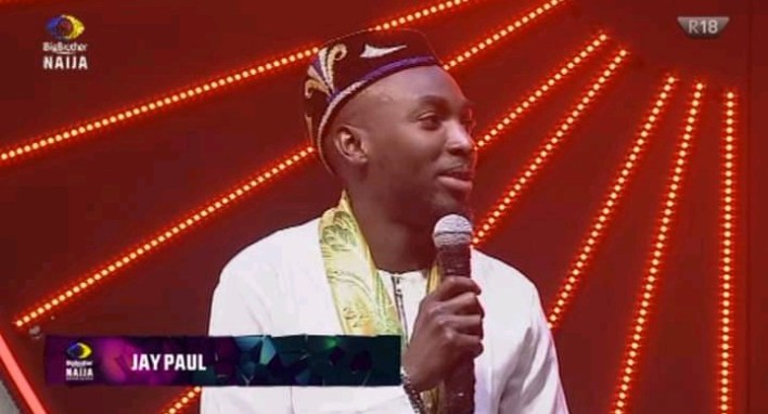 BBNaija Evicted Jaypaul Reveals What Saskay is to Him, See His Journey