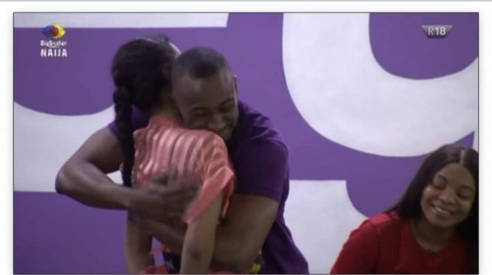 BBNaija Nini Replaces Herself With Pere, Gets Saga Excited