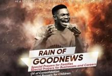 Live NSPPD Jerry Eze Prophetic Prayers 24 September 2021 - Rain of Good News