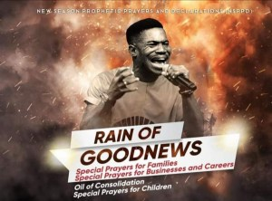 Live Jerry Eze Fasting and Prayer 29 September 2021 - Day 3