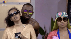 BBNaija Nini and Saga Jacuzzi Party Vibes, The Unbelievable Thing Happened
