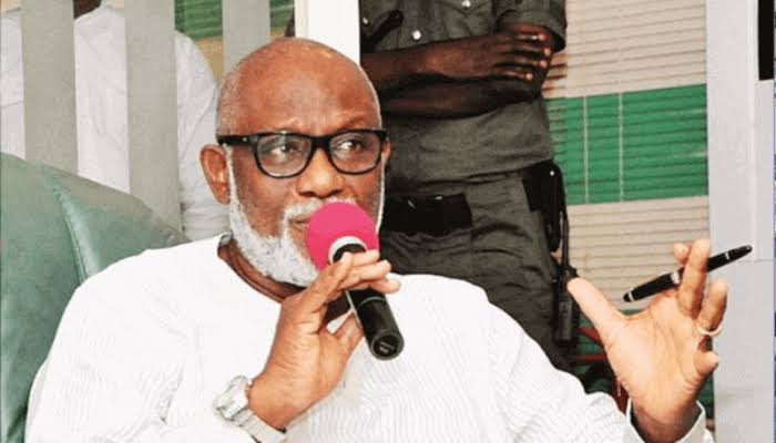 Governor Akeredolu Laments Non-Refund For Repairs of FG Roads by States