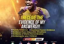 NSPPD Today Prayers Jerry Eze 19 October 2021 - Evidence of Answer