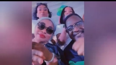 BBNaija Jackie B Releases Dance Video of Her Mum and Dad