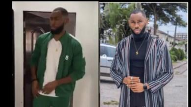 BBNaija Emmanuel Wins Best Dressed Male Housemate Season 6