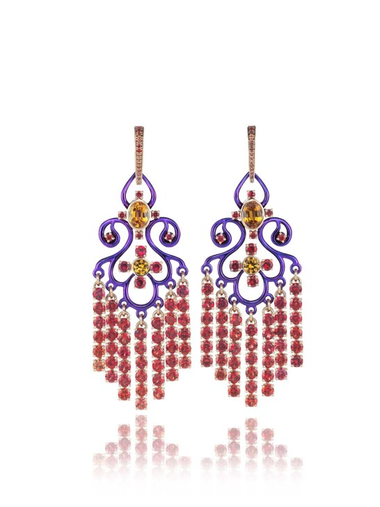 26. Red Carpet earrings 849589-9002