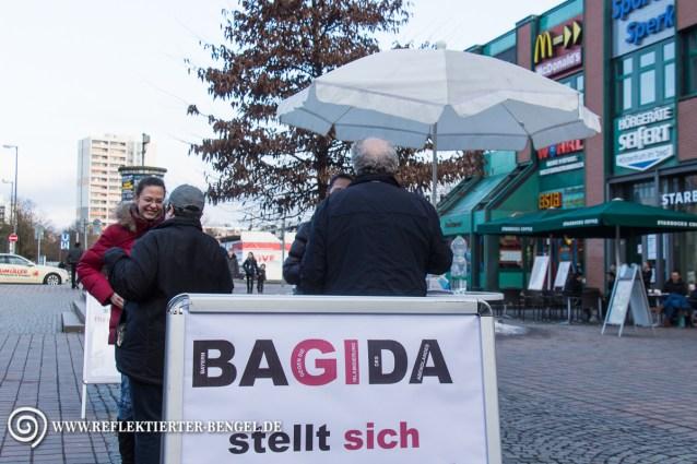 28.02.15 München - Bagida Infostand