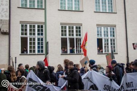 27.04.16 Schulstreik gegen Rassismus