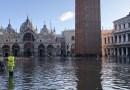 Katasztrófa: Velencét elöntötte a tenger veszélyben van a Szent Márk székesegyház – videó