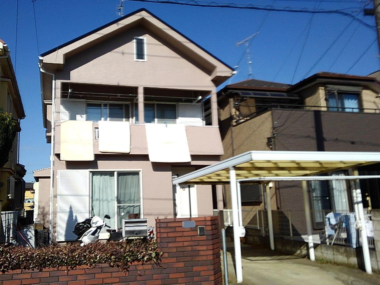 埼玉県三芳町 T・T様邸
