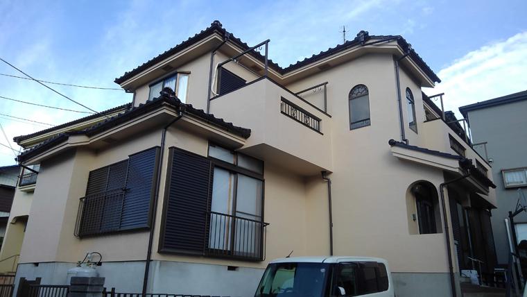 埼玉県三芳町 K・E様邸